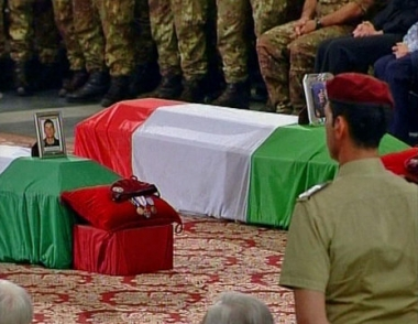 مصرع جنديين ايطاليين في انفجار قنبلة بغرب افغانستان
