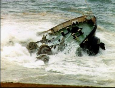 مصرع 138 شخصا في حادث غرق سفينة بجمهورية الكونغو الديمقراطية