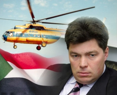 إطلاق سراح قائد المروحية الروسية المختطف في السودان