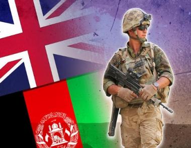 قوات بريطانية وأفغانية تبدأ عملية تضييق الخناق على طالبان في هلمند