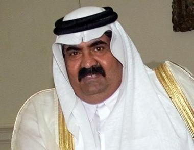 امير قطر يصل الى بيروت عقب اختتام القمة الثلاثية العربية