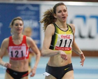 سيدات روسيا يحرزن المراكز الثلاثة الاولى في سباق 400 م في برشلونة