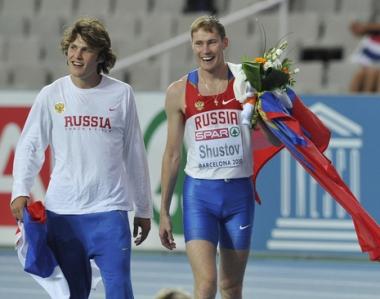 الروسي شوستوف بطلاً لأوروبا في الوثب العالي