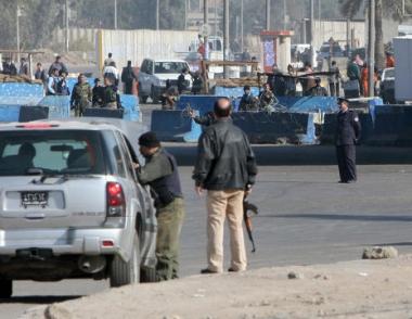 مقتل 4 اشخاص في انفجار عبوة جنوب بغداد