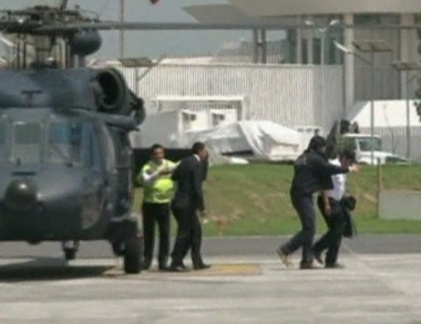 تحرير مصورين تلفزيونيين اختطفتهما عصابة في المكسيك