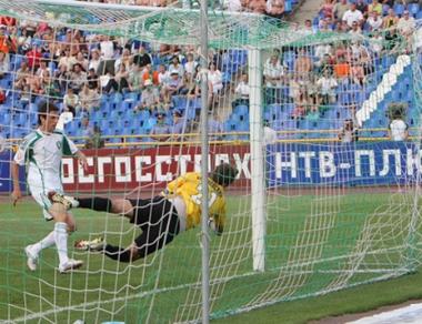 نهاية مثيرة لمرحلة الذهاب للدوري الروسي الممتاز لكرة