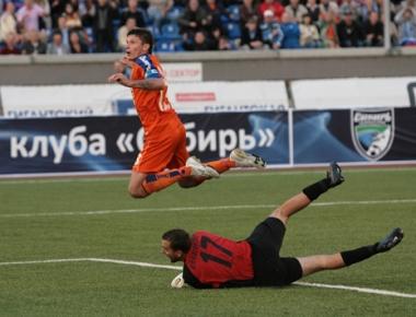 مهمة سيبير الأصعب من بين الفرق الروسية في الدوري الأوروبي