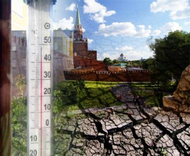 دائرة الانواء الجوية الروسية: لم تشهد روسيا مثل هذه الحرارة خلال 1000 سنة