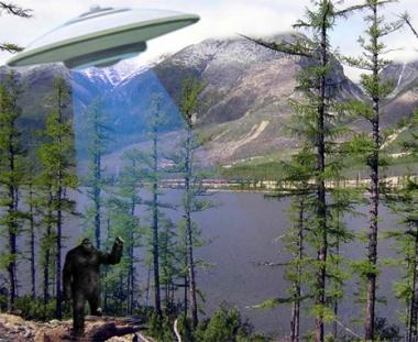 عالم آثار يؤكد رصده لجسم طائر غريب في سماء كيميروفو