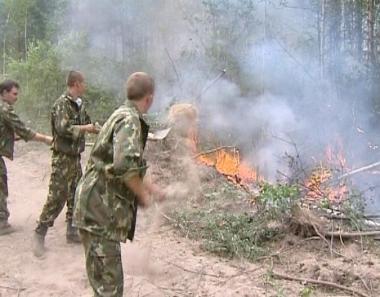 روسيا.. تراجع الحرائق مع بقاء الوضع حرجا