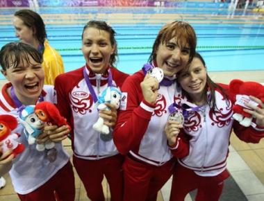 روسيا تتصدر دورة الألعاب الأولمبية الصيفية الأولى للشباب