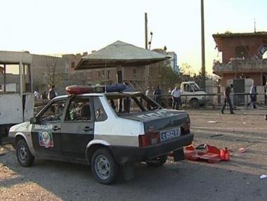 مقتل شرطيين وجرح اثنين اخرين من شرطة المرور نتيجة عملية انتحارية على الحدود بين اوسيتيا الشمالية وانغوشيا