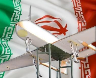 ايران تزود جيشها بطائرات بعيدة المدى دون طيار