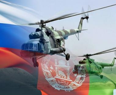 مدفيديف يدعم افغانستان في مواجهتها للارهاب ويبحث مع كرزاي مسألة توريد مروحيات روسية
