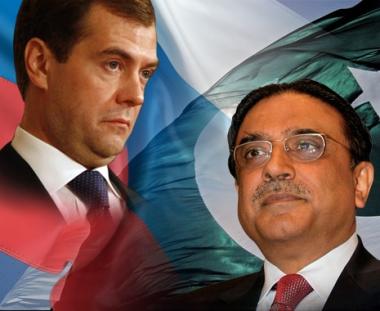 مدفيديف يؤكد استعداد روسيا لمساعدة باكستان في تجاوز عواقب الفيضان