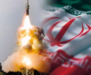 ايران تجري تجربة لصاروخ جديد