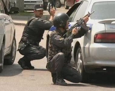 مقتل ضابط شرطة روسي اثناء عملية اعتقال زعيم ارهابي في العاصمة الشيشانية