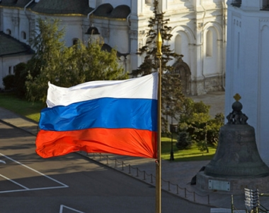 روسيا تحتفل بعيد العلم الوطني