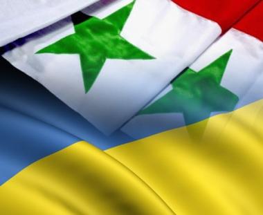 سورية تعلن عن رغبتها بشراء اسلحة اوكرانية