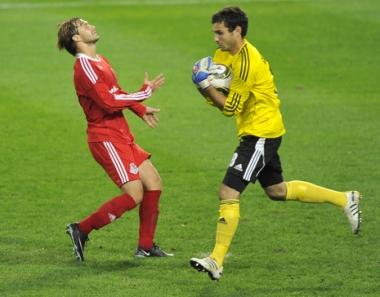 لوكوموتيف موسكو يودع الدوري الأوروبي لكرة القدم