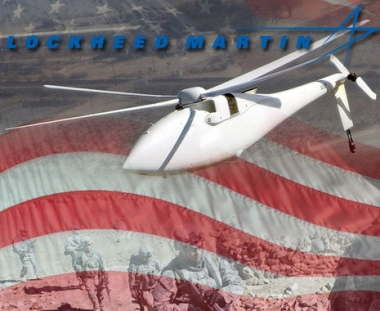 تصميم مروحية دون طيار لمساعدة الجنود الامريكيين في افغانستان