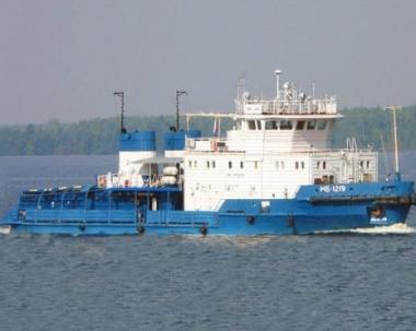 البحث مستمر عن طاقم سفينة غرقت في بحر لابتيفيخ وانتشال 5 جثث