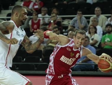 بداية موفقة لروسيا ولبنان في بطولة العالم بكرة السلة