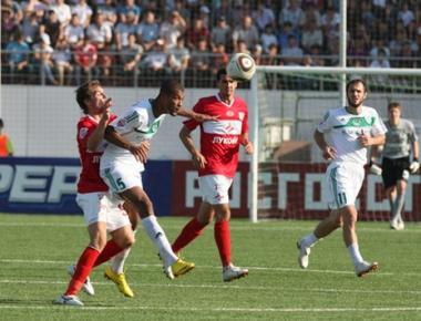 تعثر الكبار في الدوري الروسي الممتاز لكرة القدم