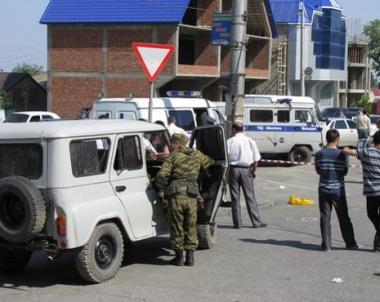مقتل شرطيين اثنين في هجوم مسلح بجمهورية داغستان جنوب روسيا