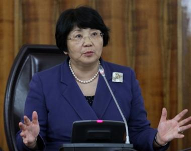 اوتونبايفا: محاولات تفكيك قرغيزيا احبطت تماماً