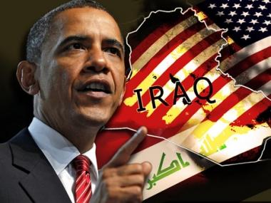 اوباما: مهمتنا في العراق لم تنجز بعد ولن نحتفل بالنصر