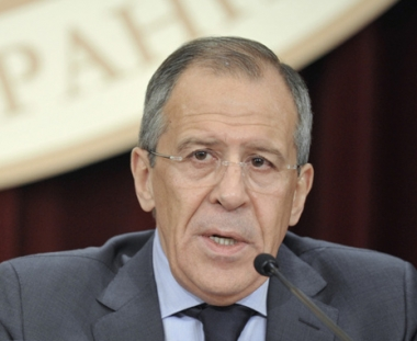 لافروف: لن يربح احد من اشعال نزاع واسع النطاق في منطقة الشرق الاوسط