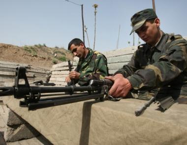 مقتل 3 جنود ارمن وجنديين اذربيجانيين في منطقة قره باغ