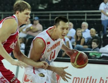روسيا تبلغ الدور الثاني لبطولة العالم بكرة السلة