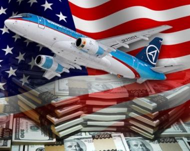 شركة إيجار الطائرات الامريكية تشتري 10 طائرات روسية