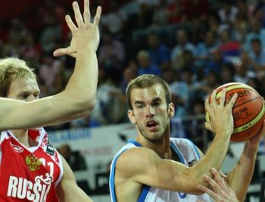 روسيا تواجه نيوزيلندا في الدور الثاني لبطولة العالم بكرة السلة