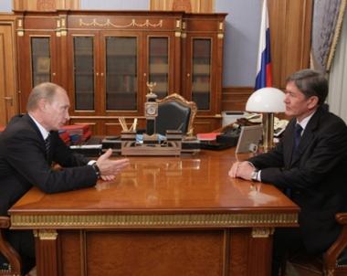 موسكو ترصد 10 ملايين دولار لتقديم المساعدات لقرغيزستان