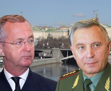 روسيا والاتحاد الاوروبي يبحثان التعاون في المجال العسكري