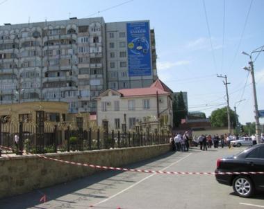 اصابة وزير داغستاني في انفجار بمدينة محج قلعة جنوب روسيا