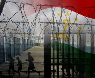 القبض على اثنين من مجموعة الهاربين من معتقل في طاجيكستان