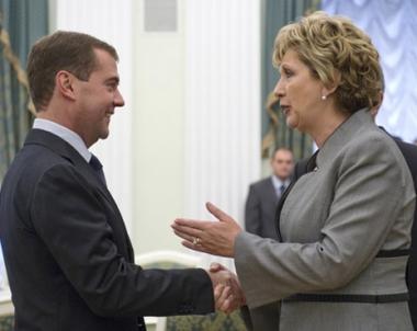 رئيسا روسيا وايرلندا يبحثان تطور العلاقات في مجال الاقتصاد والتجارة