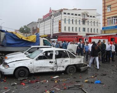 مجلس الأمن يدين تفجير السوق في عاصمة أوسيتيا الشمالية