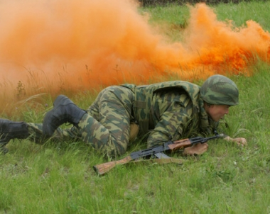 كازاخستان تشهد انطلاق مناورات