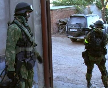 تصفية 5 ارهابيين في داغستان
