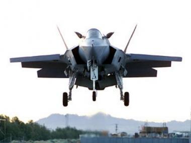 اسرائيل تقرر شراء طائرات الشبح