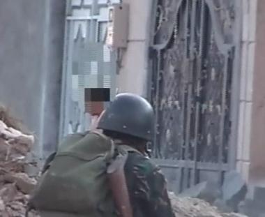 قوات الأمن اليمنية تحاصر مقاتلين من القاعدة في الحوطة