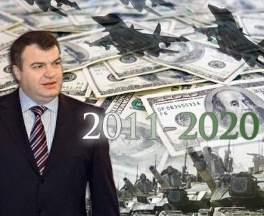 وزارة الدفاع الروسية تخطط لشراء اسلحة بمبلغ اكثر من  630 مليار دولار