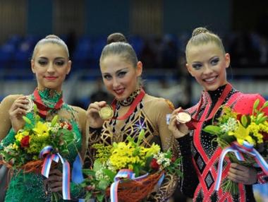 الروسية داريا كونداكوفا بطلة العالم في الجمباز الفني