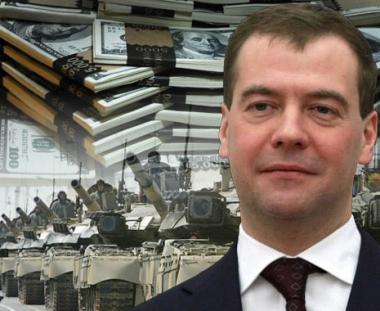 روسيا ستصرف 750 مليار دولار لتطوير برنامجها التسليحي في الاعوام العشرة القادمة