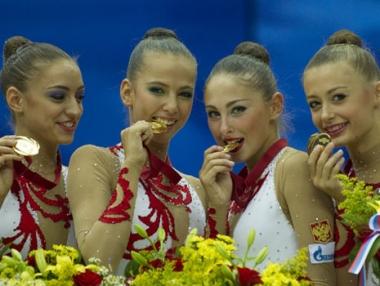 روسيا بطلة للعالم في الجمباز الفني